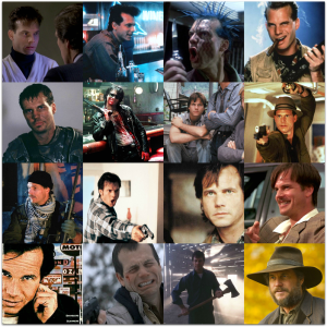 Bill Paxton collage